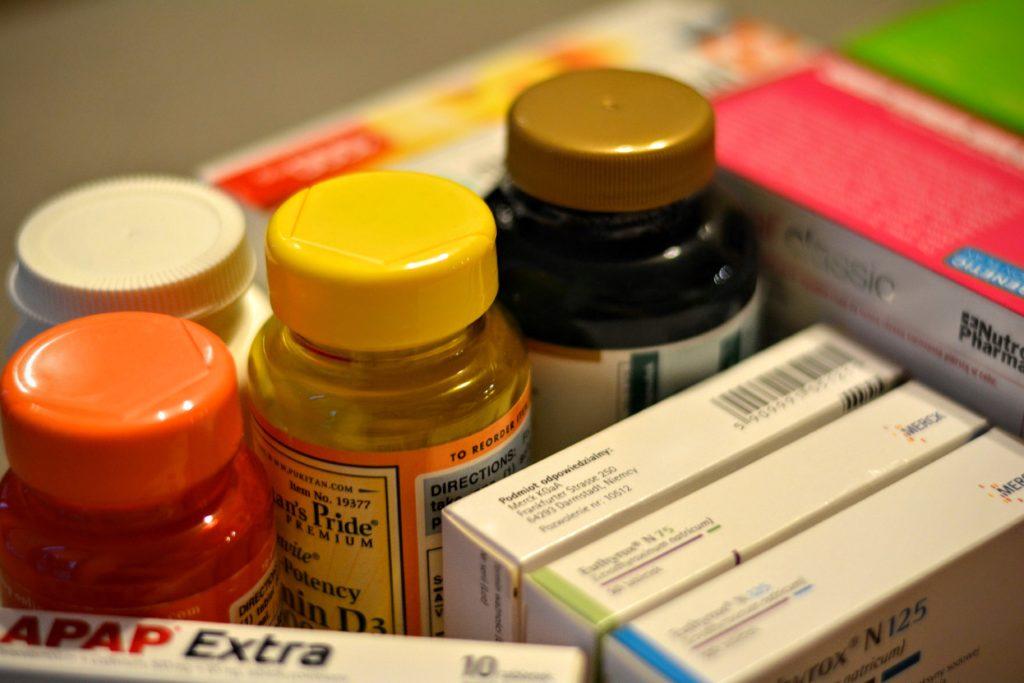 Leki imleko dla niemowląt