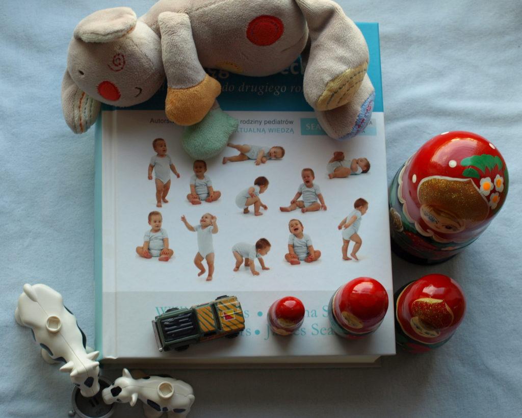 Rozwój ruchowy niemowląt