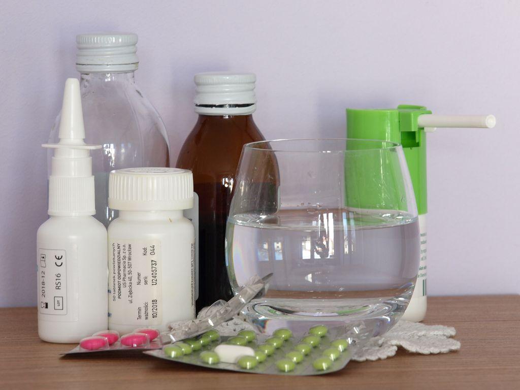 Przeziębienie ikarmienie piersią  Cz.1
