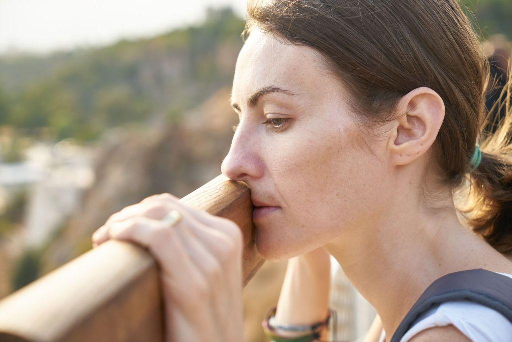 Zaburzenia nastroju akarmienie piersią