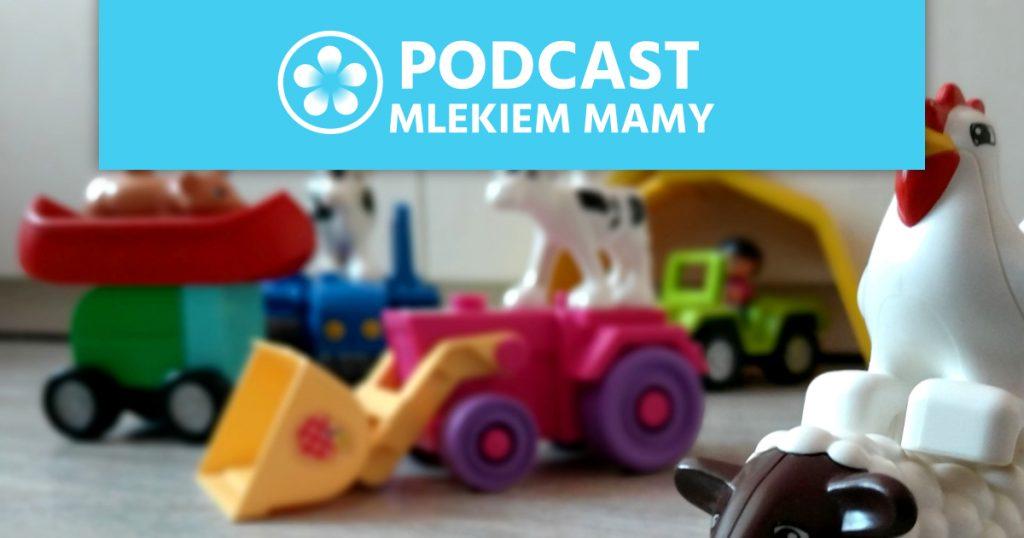 Podcast Mlekiem Mamy złobek covid